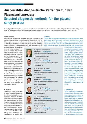 Ausgabe 2 (2008) Jahrgang 1 Page 128