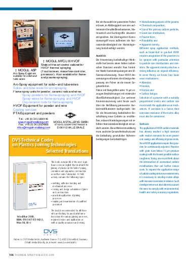 Ausgabe 2 (2009) Jahrgang 2 Page 106