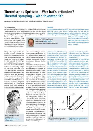 Ausgabe 2 (2009) Jahrgang 2 Page 108