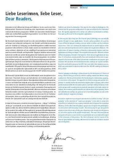 Ausgabe 2 (2009) Jahrgang 2 Page 85