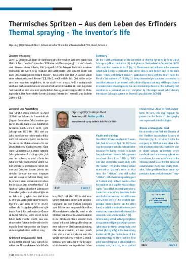 Ausgabe 2 (2010) Jahrgang 3 Page 100