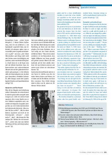 Ausgabe 2 (2010) Jahrgang 3 Seite 105