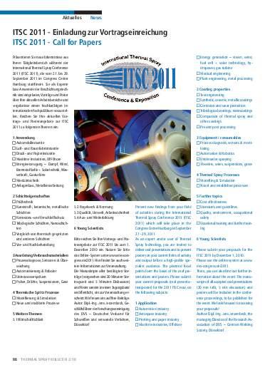 Ausgabe 2 (2010) Jahrgang 3 Page 86
