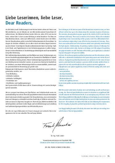 Ausgabe 02 (2011) Jahrgang 4 Page 75