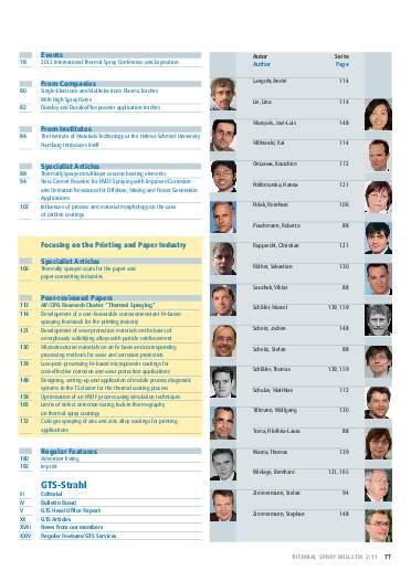 Ausgabe 02 (2011) Jahrgang 4 Page 77