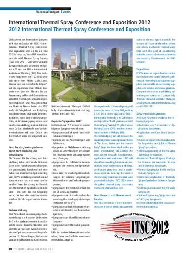 Ausgabe 02 (2011) Jahrgang 4 Seite 78