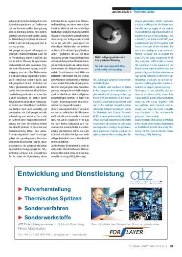 Ausgabe 02 (2011) Jahrgang 4 Page 87