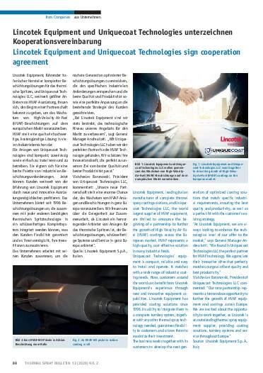 Ausgabe 02 (2020) Jahrgang 12 Seite 84