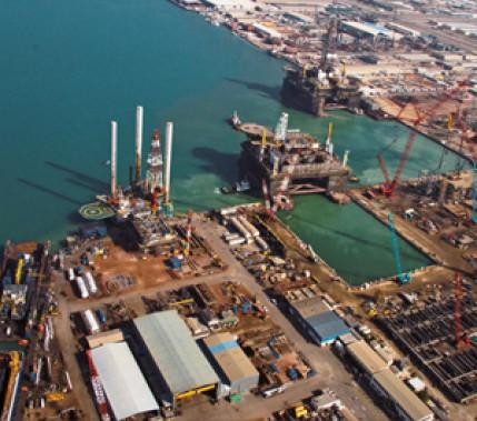 Optimal in Qualität und Wirtschaftlichkeit: Fülldrahteinsatz im Offshore-Bereich