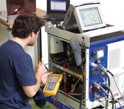 Die Qualität im Griff: Verbesserung der Qualität und der Sicherheit von Orbitalschweißanlagen durch Kalibrieren und vorbeugende Wartung