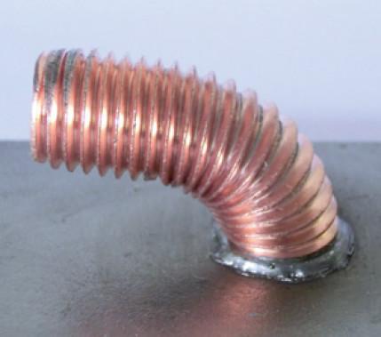 Potenzial für größere Bolzendurchmesser: SRM-Bolzenschweißen – eine neue Variante des Lichtbogenbolzenschweißens