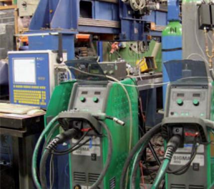 Runter vom Gas: Gaseinsparen beim Metall-Schutzgasschweißen durch Gassteuersystem