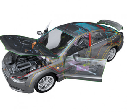 Fügen durch Kleben, Teil 3 Kleben im Automobilbau