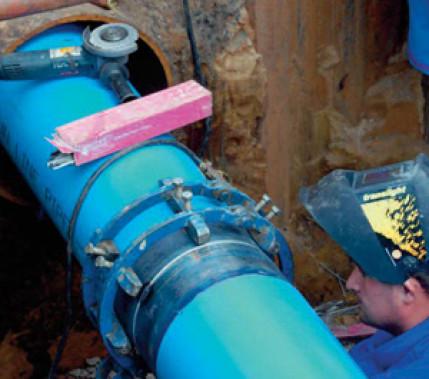 Organisation und Qualität: Herstellung, Prüfung und Bewertung von Schweißverbindungen an erdverlegten Rohrleitungen – Teil 1: Stahlrohre