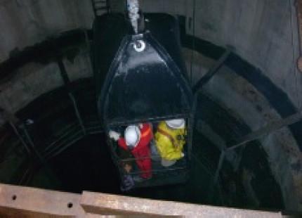 Neubau einer mobilen Rettungswinde für die Grubenrettung: Erfolgreiche Zusammenarbeit