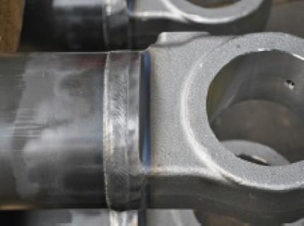 Mechanisierte Vorwärmung von Mischverbindungen mt Tiefeninduktion: Schneller und reproduzierbarer vorwärmen