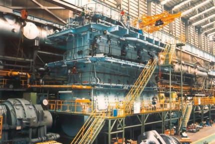 Methoden und Verfahren: Reparaturschweißungen an Großdieselmotoren