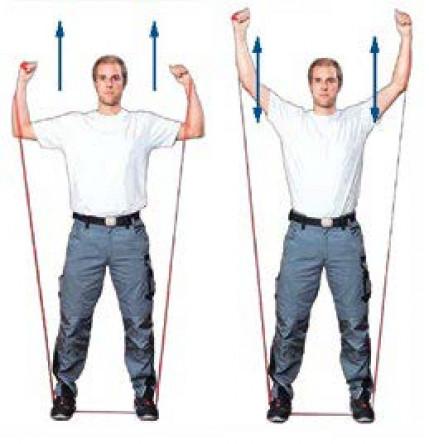Kraft und Ausdauer (nicht nur) beim Schweißen: Ausgleichsübungen bei Muskel-Skelett-Belastungen am Schweißarbeitsplatz