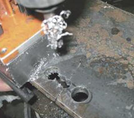 Dem Riss einen Riegel vorschieben: Neues Verfahren zur Instandsetzung geschädigter Stahlbauwerke
