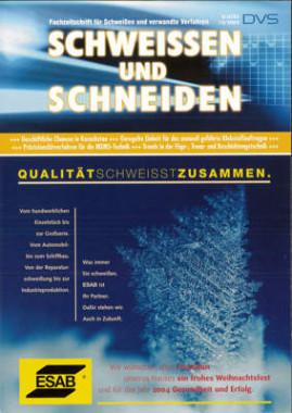 Ausgabe 12 (2003)