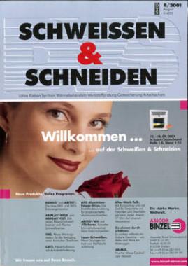 Ausgabe 8 (2001)