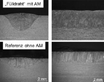 Untersuchungen zum industriellen Einsatz des aktivmittelunterstützten WIG-Schweißens an Stählen und Nickellegierungen