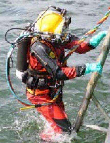 Schweißen in der maritimen Technik