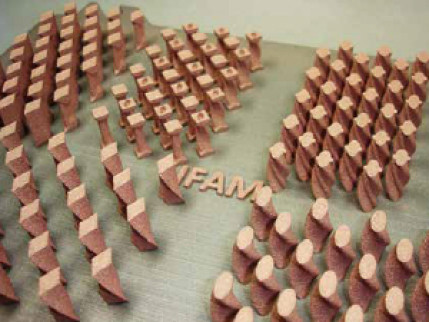 Neue Möglichkeiten der additiven Fertigung: Herstellung von Kupferbauteilen