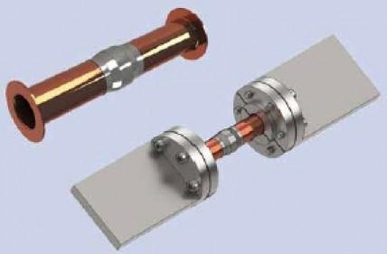 Laserstrahlschweißen von Stahl-Kupfer-Mischverbindungen zur Herstellung von Schwingungskompensatoren im Rohrleitungsbau