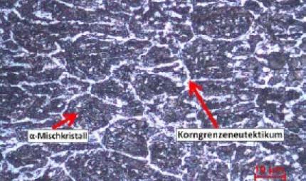 Laserstrahlschweißen einer Magnesiumlegierung sowie einer Magnesium-Aluminium-Verbindung