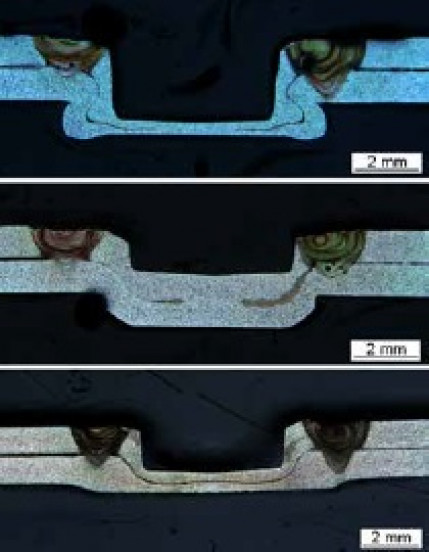 Kombination des Durchsetzfügens mit dem Laserstrahlschweißen – Einfluss der Parameter- und Werkstoffvariation auf die statischen Verbindungseigenschaften