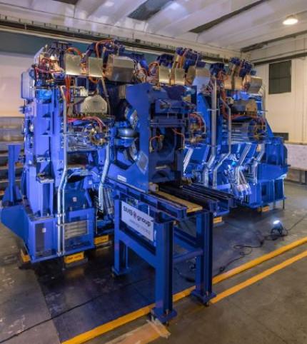 4. Generation der PQF®-Anlagen steigert Produktivität bei geringem Investment