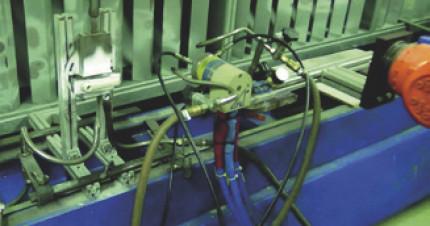 Untersuchungen zur Schichthaftungsfähigkeit thermischerSpritzschichten auf durch das Warmkammerdruckgussverfahrenhergestellten Salzeinlegekernen